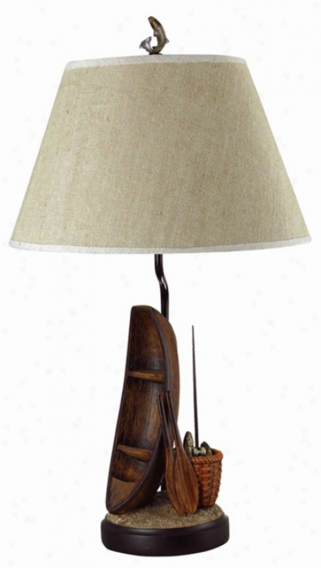 Fisherman's Rank Boat Table Lamp (62076)