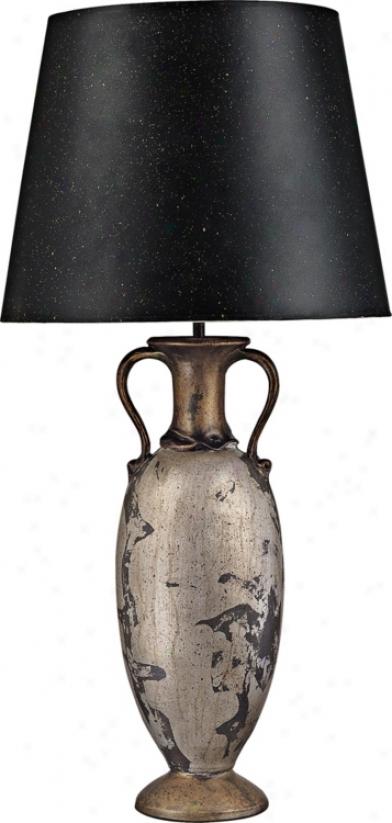 Flambeau Degas Urn Table Lamp (37401)