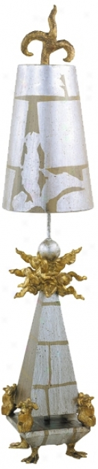 Flambeau Maiden Voyage Table Lamp (n5299)