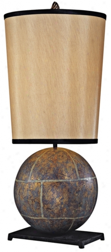 Flambeau Sphere Table Lamp (37136)
