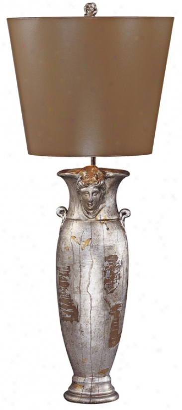 Flambeau Tammany Tsll Buffet Tabe Lamp (41740)