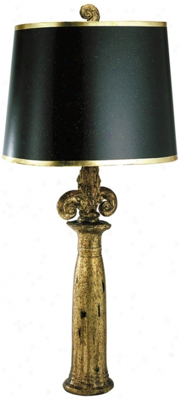 Flambeau Teche Table Lamp (n5342)
