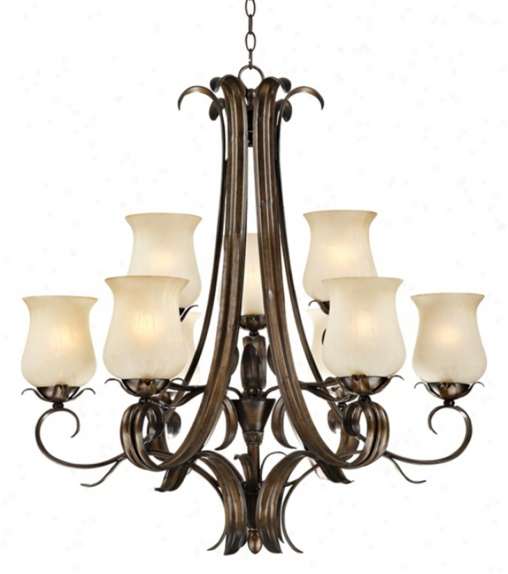 Kathy Ireland La Romantica Chandelier Lighting