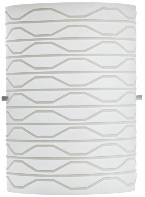 """Forecast Lauren Collection 10"""" Ada Compliqnt Wall Sconce (g5039)"""