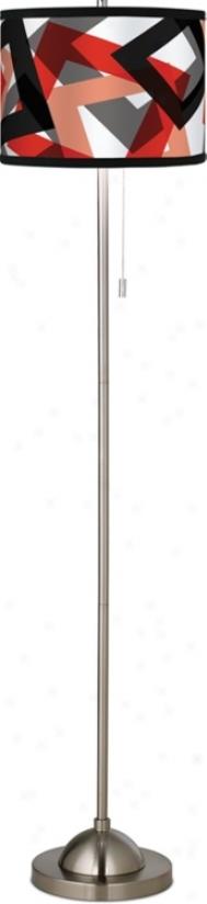 Frame Exchange 2 Giclee Floor Lamp (99185-28999)