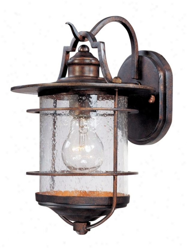 "Franklin Iron Works® Casa Mirada 12"" High Outdoor Light (51183)"