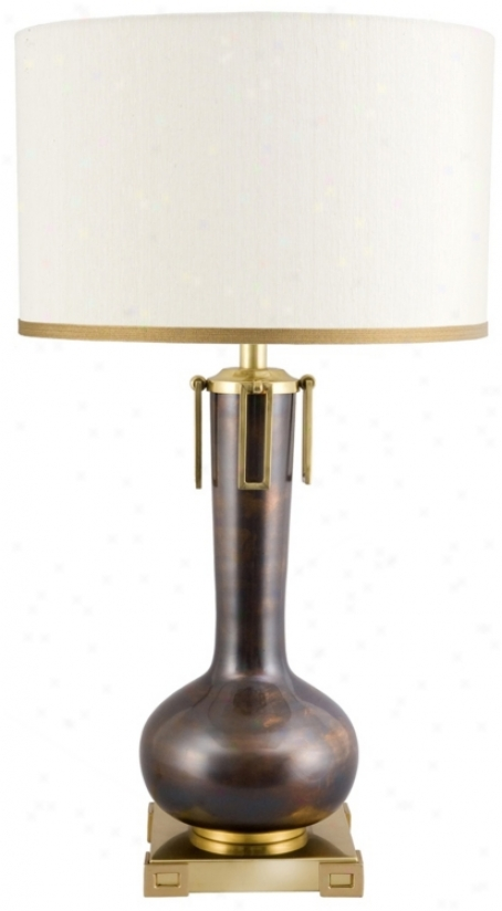 Frederick Cooper Large boiler Eden Table Lamp (n9857)