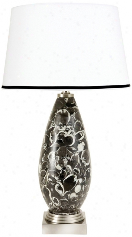Frederick Cooper Cortez Ii Table Lamp (n9507)