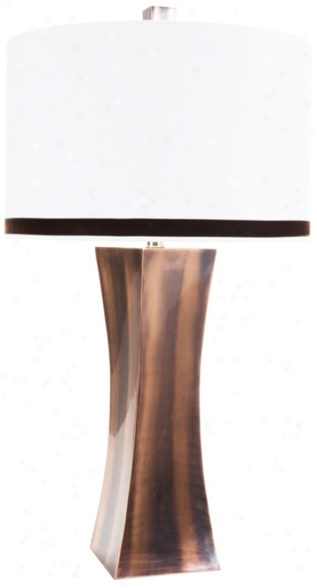 Frrderixk Cooper Newport Ii Table Lamp (n9851)