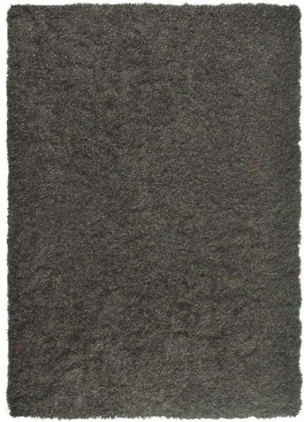 Fumanchu Brown Shag Area Rug (f7202)