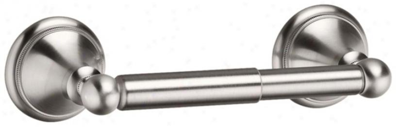 Gatco Laurel Avenue Satin Nickel Combination Holder (u6222)