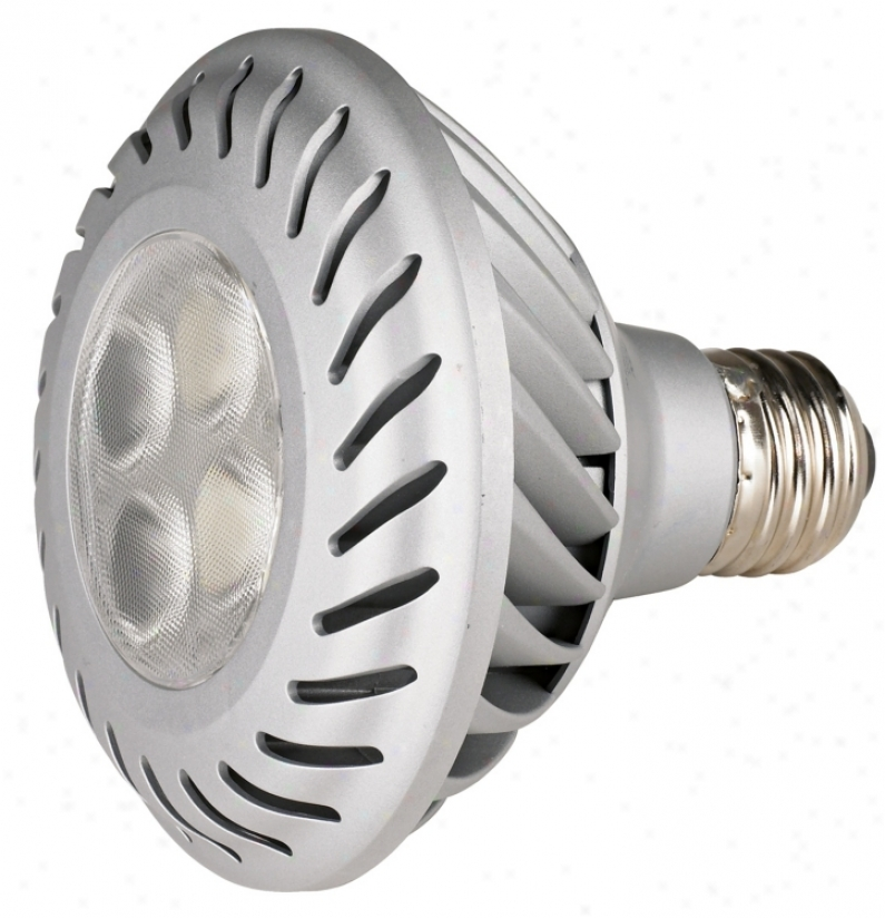 Ge Led Narrow Inundation Par30 Bulb (m4743)
