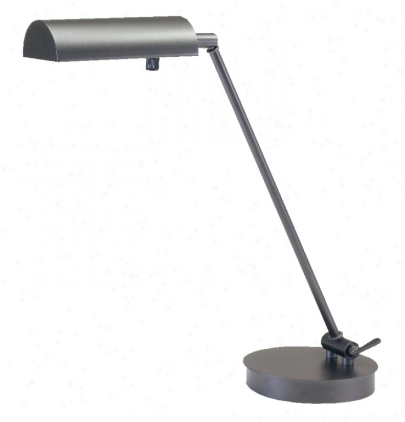 Generation Collection Desk Lamp In Granite Finish (g2169)