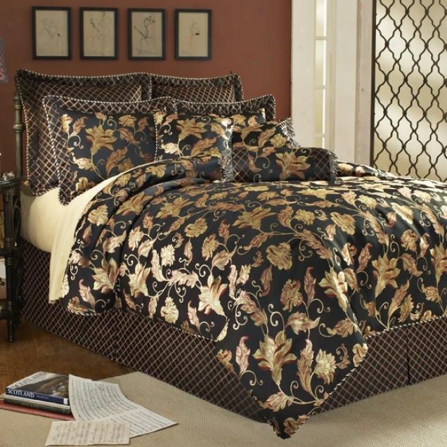 Gentry 11-piece Queen Bed Set (h6127)