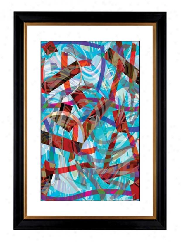 """Giclee Chopsticsk 41 3/8"""" High Wall Art (18218-80384)"""