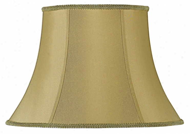 Gold Bell Shade 10c17x12 (spider) (26744)