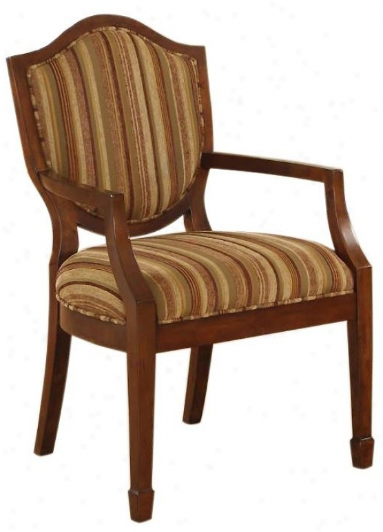 Hampt0n Caousel Assurance Accent Chair (p4817)