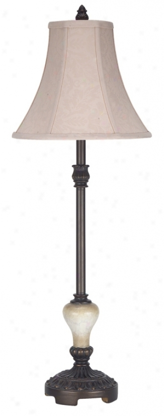 Harlequin Collection Buffet Table Lamp (00697)