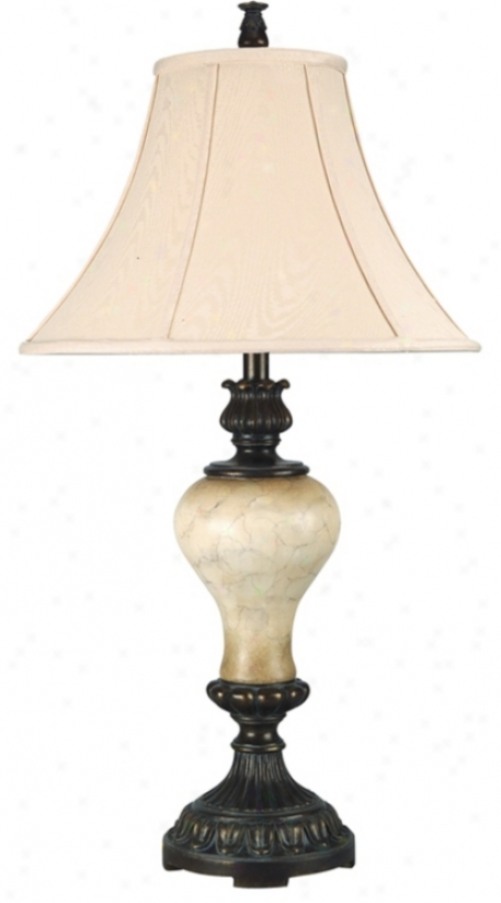 Harlequin Collection Large Table Lamp (00708)