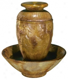 Henri Studios Roman Jar Fountain (05576)