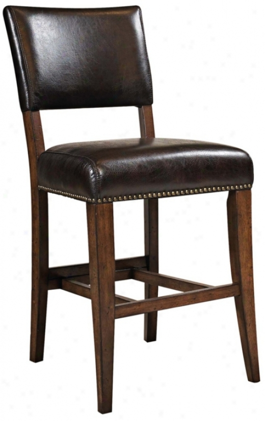 Hillsdale Cameron Set Of 2 Parsons Non-swivel Counter Stools (w0101)