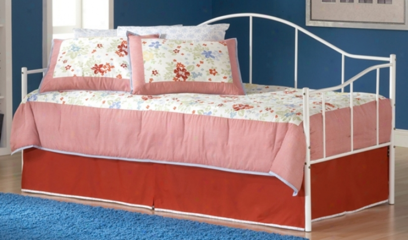 Hillsdale Jaylynn White Metal Daybed (m7632)