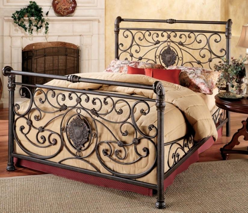 Hillsdale Mercer Bed (queen) (m6534)