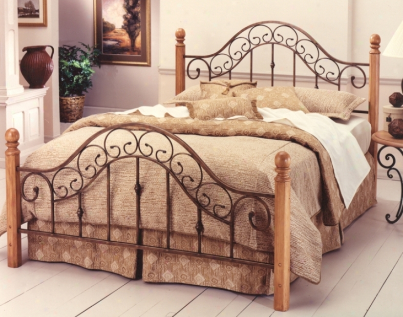 Hillsdale San Marco Bed (king) (m6543)