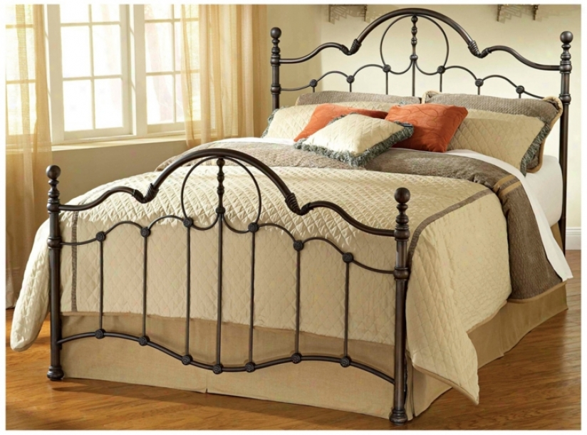 Hillsdale Venetian Bed (queen) (n3021)