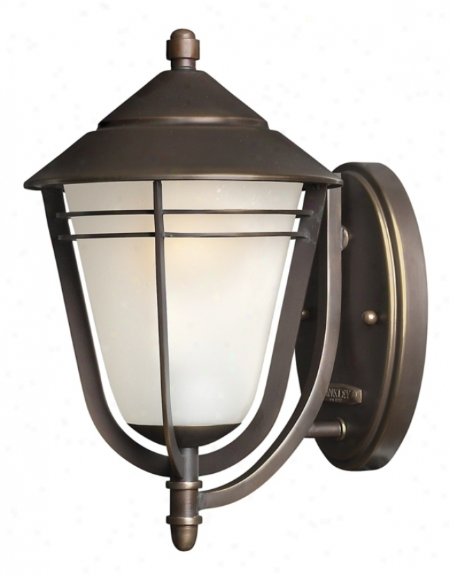Hinkley Aurora Collection 11 1/2&wuot; High Outdoor Wall Light (61475)