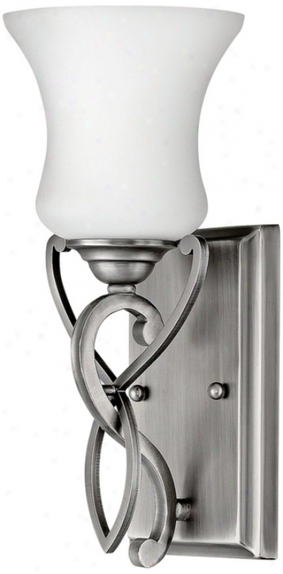 "Hinkley Brooke Collection 11 1/2"" High Wall Sconce (r3765)"