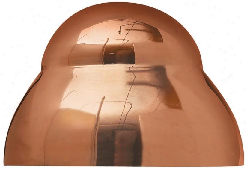 Hinkley Coastal Series Copper Deck Sconce (48940)