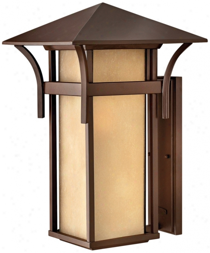 "Hinkley Harbor Collection Bronze 20 1/2"" Hgh Outdoor Daybreak (k0776)"