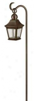 Hinkley Hook Arm Lantern Low Voltage Landscape Light (48512)