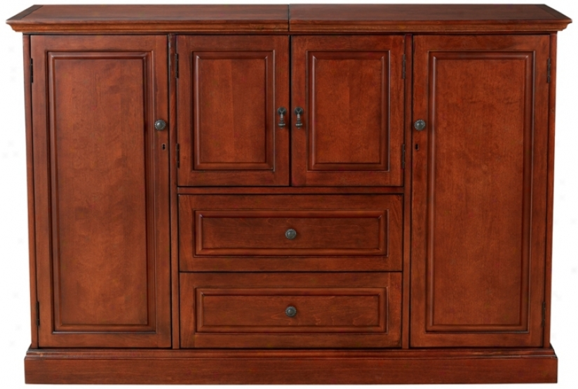Howard Miller Bar Devino Hide-a-bar™ Cabinet (u9752)