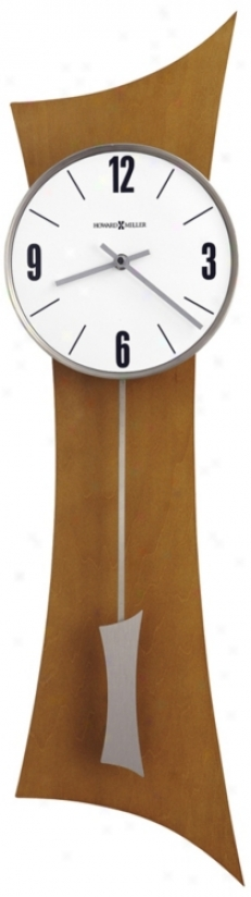 "Howard Miller Barlow 30"" High Wall Clock (m8968)"
