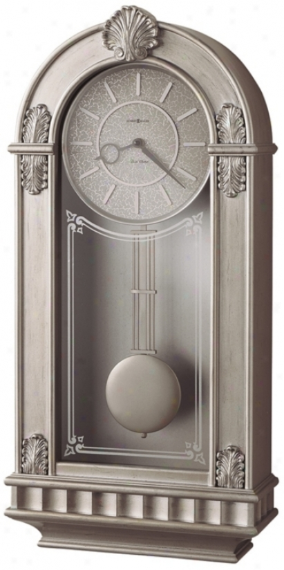 Howard Miller Coastal Point 27&quot; Hih Wall Clock (m8771)