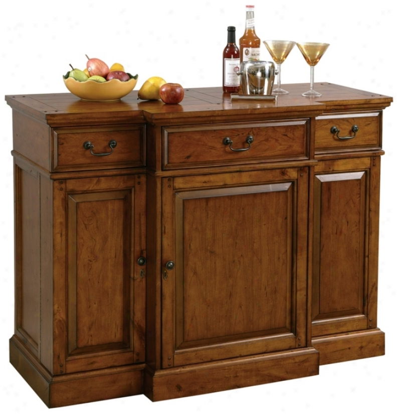 Howard Miller Shiraz Hide-a-bar™ Cabinet (r7980)