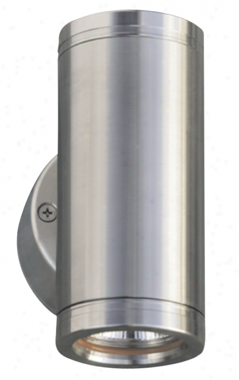 Hunza 20 Watt Stainless Steel Pillat Lite (87928)