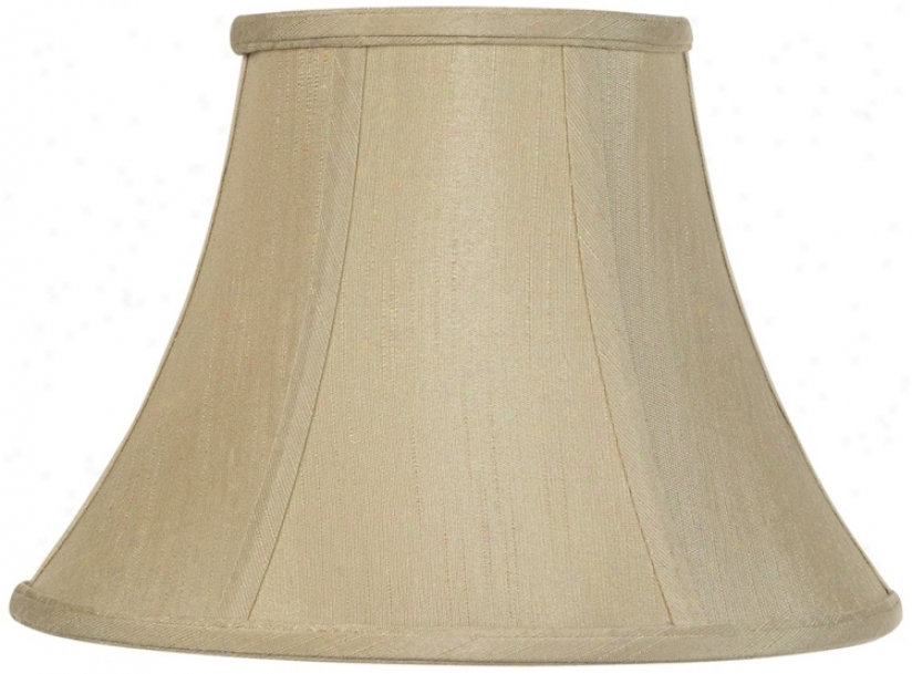 Imperia lSnade Collection Taupe Bell 6x12x9 (spider) (r2684)