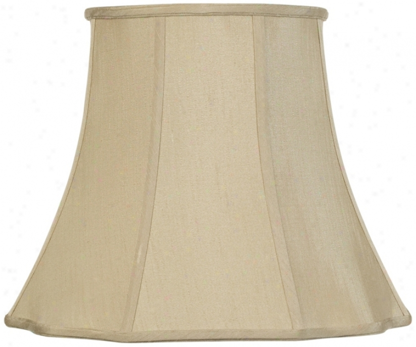 Kingly Taupe Curve C8t Corner Shade 11x18x15 (spider) (r2726)