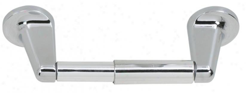 Infinity Chrome Toilet Paper Holder (94295)