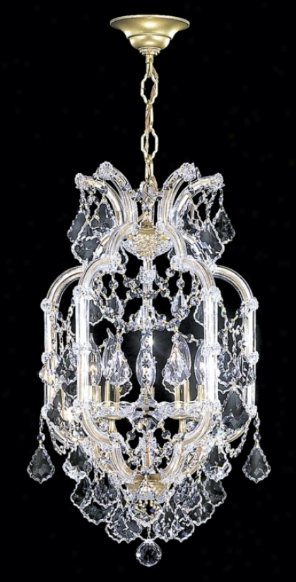 "James R. Moder Maria Teresa Grand 13 1/2"" Wide Chandelier (13666)"