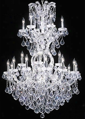 James R. Moder Maria Teresa Grand Extra Large Chandelier (56605)