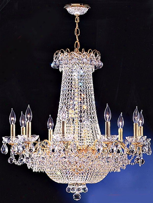 James R. Modder Mirabelle Twenty-eight Light Chandelier (35057)