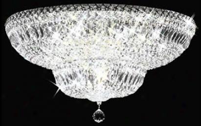 """James R. Moder Prestige Collection 18"""" Wide Ceiling Light (09589)"""