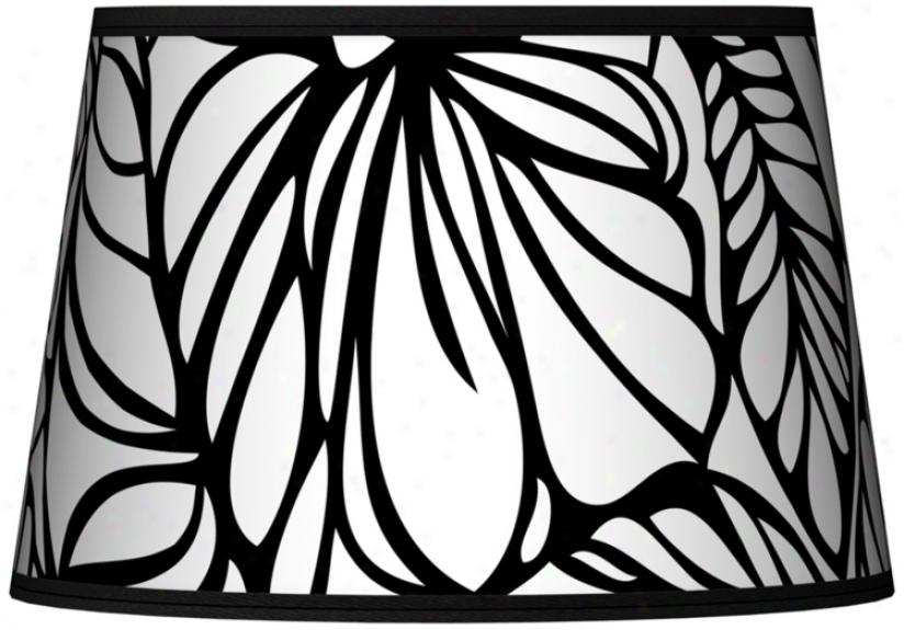 Jungle Moon Tapered Lamp Shaade 13x16x10.5 (spider) (n8900-e1085)