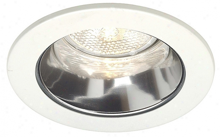"Juno 4"" Line Voltage Clear Aizak Recessed Light Trim (28730)"