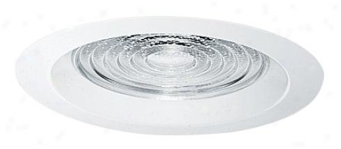 """Juno 6"""" Air-loc Fresnel Lens Recessed Light Trim (25709)"""