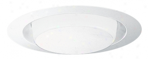 "Juno 6"" Cfl Olal Lensed Shower Recessed Light Trim (75210)"